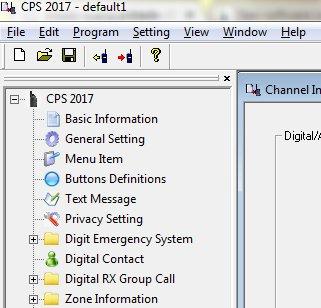 Codeplug MD-380 a MD-2017 – BrandMeister EA – DMR