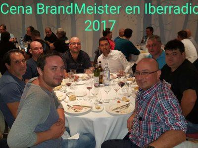 Iberradio: Cena BrandMeister