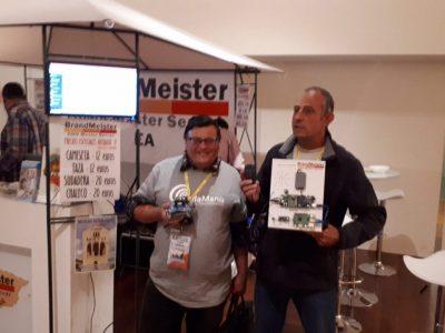 Iberradio: Ganadores sorteo BrandMeister