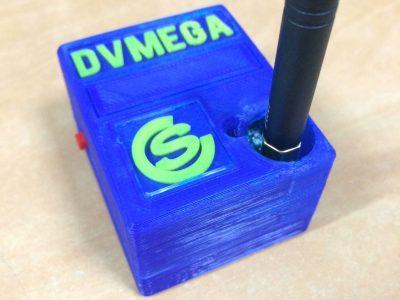 Cajas para DVMega+Bluestack