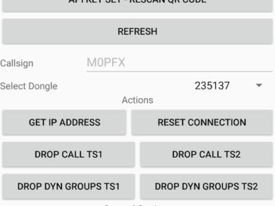 Nueva funcionalidad: Claves API BrandMeister